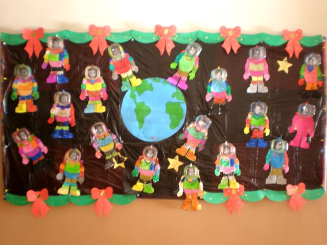 Astronaut Bulletin Board Ideas (page 5) - Pics about space