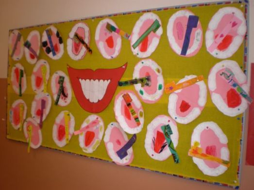 Diş Sağlığı Okul öncesi Eğitiminet